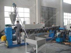 Plastikgranulierer für wieder aufbereitenindustrie-übrig gebliebenes Material und Disqualifikation-Material