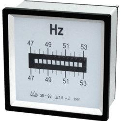 96 fréquencemètre (roseaux Type)