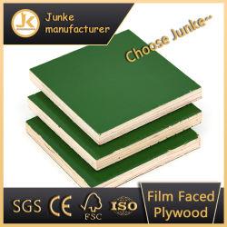 Legno duro WBP/Phenolic Listellari verde/Nero/marrone legno compensato per lastre per Costruzione