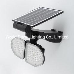 Горячие продажи простой в установке высокой мощности для использования вне помещений IP65 игровая площадка Водонепроницаемый светодиодный индикатор в чрезвычайных ситуациях солнечной настенный светильник 10W 20Вт светодиод солнечной энергии настенный светильник