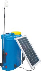 Taizhou Guangfeng 16L/20L сельскохозяйственных Knapsack тип батареи солнечная энергия насоса опрыскивателя