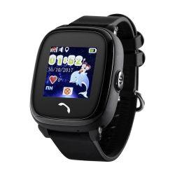 Schermo di tocco astuto di posizione di GPS della macchina fotografica della vigilanza del bambino di WiFi 3G
