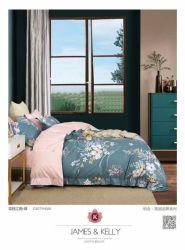 União Federação Romantic Home Produtos Têxteis 100% algodão imprimindo a roupa de cama