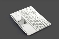 iPadのためのアルミニウムAlloy Cordless Keyboard