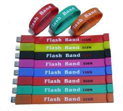 Браслет основной объем 1 ГБ флэш-накопителей USB для подарка (TF-0092)
