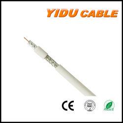 Buen precio RG6 Rg7 RG59 RG 11 sólidas Cable coaxial de cobre desnudo