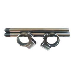 CNC 알루미늄 합금 기관자전차 손잡이 바 클립