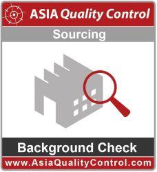 Verificação do fundo do fornecedor em Bangladesh