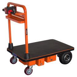 電気手のトロリーカートのステンレス製の電力のトロリー