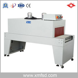 Chá da bolha shrink wrapping Machine