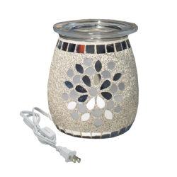 جهاز تسخين مصباح شمعة المعطر مع علاج بالعطور من الفسيفساء الرائع Aromatherapy Wax Melt Burner