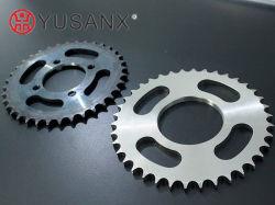 Trabalhos de maquinação CNC de precisão em aço inoxidável
