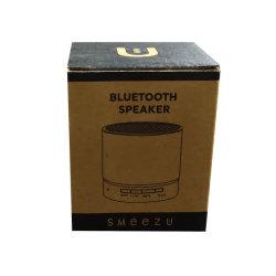 Custom дизайн высокого качества переработки коричневой упаковочной коробки для Bluetooth динамик