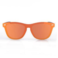 Fabricante Usom Envio gratuito sem rebordo Revestimento Espelho anticorrosão óculos de sol polarizado Lunetas De Soleil Femme