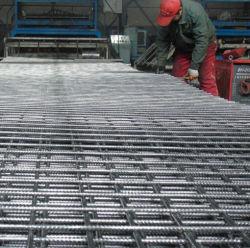 Gewapend beton gelast draad Mesh Panel Building netting