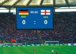 Cuadro de indicadores LED para Stadium (P16-RGB pantalla)