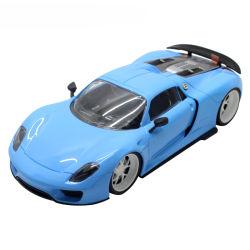 青いダイキャストモデルカーおもちゃプラスチックダイキャストカー輸送のおもちゃ