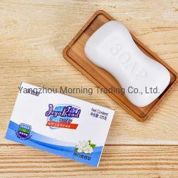 Personalizar la fábrica en varios colores 125 g de jabón de baño