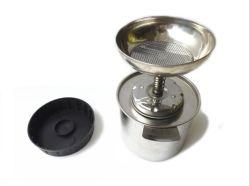 Solvente de metal por grosso de suprimento de fábrica dispensador para o recipiente de álcool