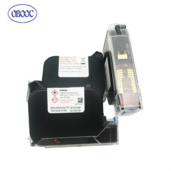 Js12 Compatible 2580 Cartucho de tinta solvente Fpr de Bolsillo HP Impresora de inyección de tinta