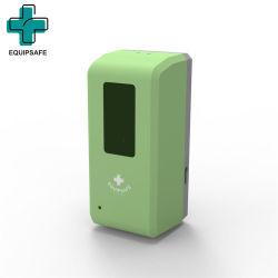 Système sans contact des prix concurrentiels Equipsafe ABS 700ml 1000ml liquide Distributeur de savon automatique