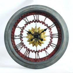 Commerce de gros de métal pour la conception horloges murales Livingroom