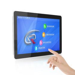 Support mural VESA FHD étanches IP65 7 8 10,1 11,6 13,3 14 15,6 17,3 pouces à écran tactile LCD avec USB HD Mi Ports VGA