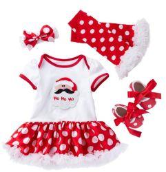 高品質の2020年の女の赤ちゃんの偶然のクリスマスの服の夏の偶然の小型服デザイン