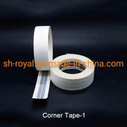Malla de fibra de vidrio/Papel/Cinta Conjunto de paneles de yeso cinta de la esquina de metal de aleación de aluminio