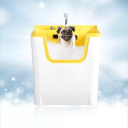網6890猫および犬のための新しいデザインペット鉱泉の浴室
