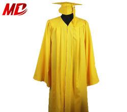 Erwachsene Goldstaffelung-Schutzkappen-Kleid-Troddel für Universitäten