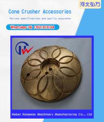 Rolamento de encosto é um Acessório para cilindro simples britador de cone