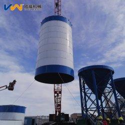 완벽한 품질 및 고품질 제품 시멘트 사일로(피드 포함 및 배출 장비