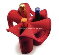 Excellente qualité Multi néoprène étanche d'emballage porte-bouteille de refroidisseur