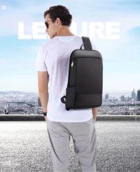 남성용 럭셔리 워터프루프 스쿨 백 노트북 가방 백팩 백팩 컴퓨터 가방형 슬림 노트북 가방