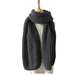 Hommes Femmes Patrimoine écharpe striée Temps froid