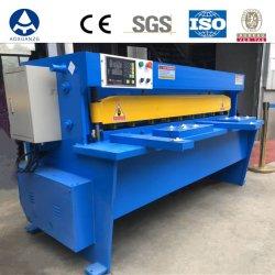 P11-4X2000 Placa de acero de alta velocidad de la esquila de la máquina de corte eléctrico