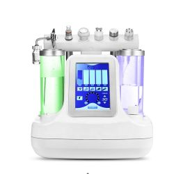 Горячие продажи новых гидро кожу поверхностей омоложения против старения водорода кислородный Nano-Meso Micro-Instrument косметический салон машины