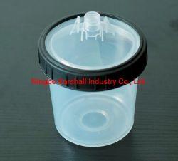 600 ml PPS-systeem voor het voorbereiden van lak, automatisch verven van mengbekers