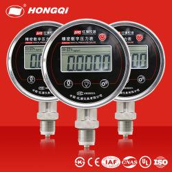 Hongqi HC-100 Fabrieksprijs OEM 0-100MPa Luchtolie water batterij Digitale drukmeter