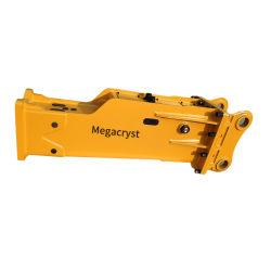Diverse modeltypes hydraulische breker hydraulische hamer breekstenen