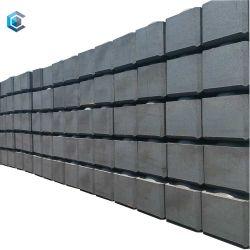 Ânodo de carbono carbono grafite de carbono do bloco de anodo