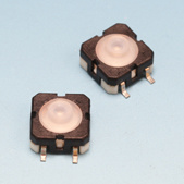 Interrupteur à clé pour carte à circuit imprimé DTR-8