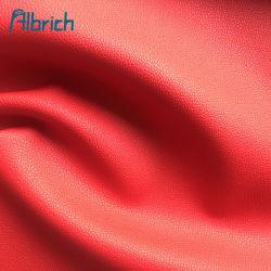 Sofa-ledernes Auto-Sitzdeckel-synthetisches Leder 1.0mm mit Towelling Tuch-Kunstleder