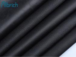 Design diferente apoio personalizado de PU PVC couro artificial com Saco para Equipamento Sofá