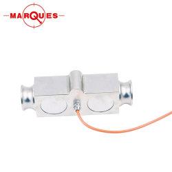 Faisceau de cisaillement à double extrémité du capteur de pesage utilisé pour les échelles d'entrepôt