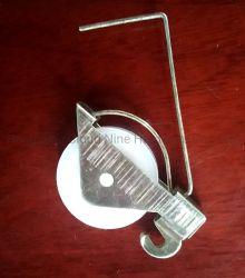 Conjunto do Cilindro da Porta de tela com 1 polegadas da roda do rolamento de esferas de Nylon
