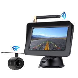 Parcheggio invertendo le macchine fotografiche di riserva del veicolo con il kit senza fili della macchina fotografica di retrovisione dello schermo di video dell'automobile 4.3inch