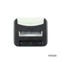 Fek029 고품질 조정기 버클 자동차 안전 벨트 조정기