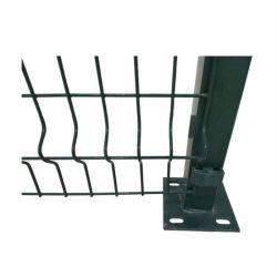 PVC 코팅 및 핫 딥 Galvanized 3D 용접 와이어 메시 패널 및 게이트